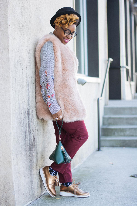 Atlanta Style blogger, Top Style blogger, Black style blogger