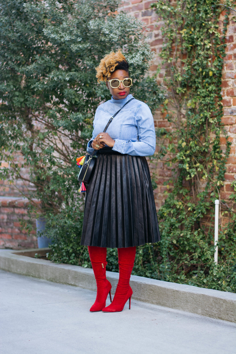 Atlanta style blogger, black blogger, top atlanta blogger