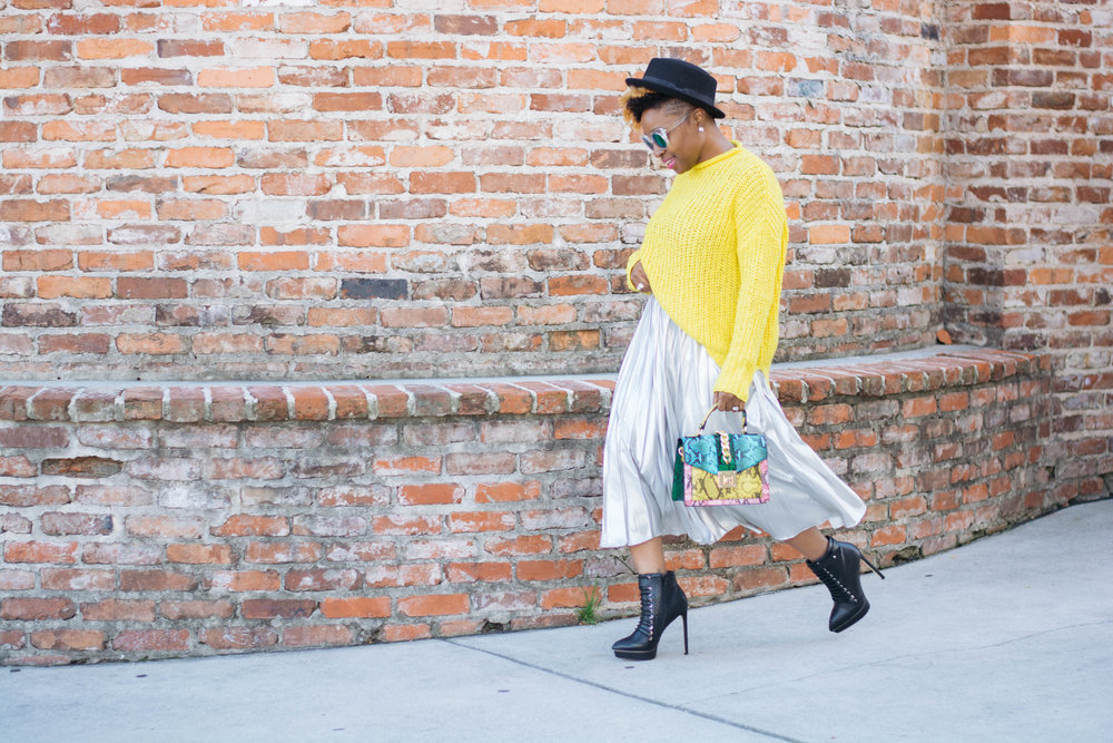 Atlanta Blogger, Top Style Blogger, Black Blogger