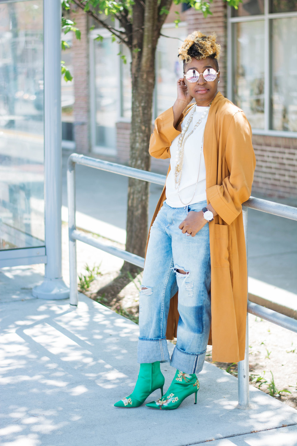 Atlanta Personal Stylist, Top Atlanta Blogger, Thrifted fashion