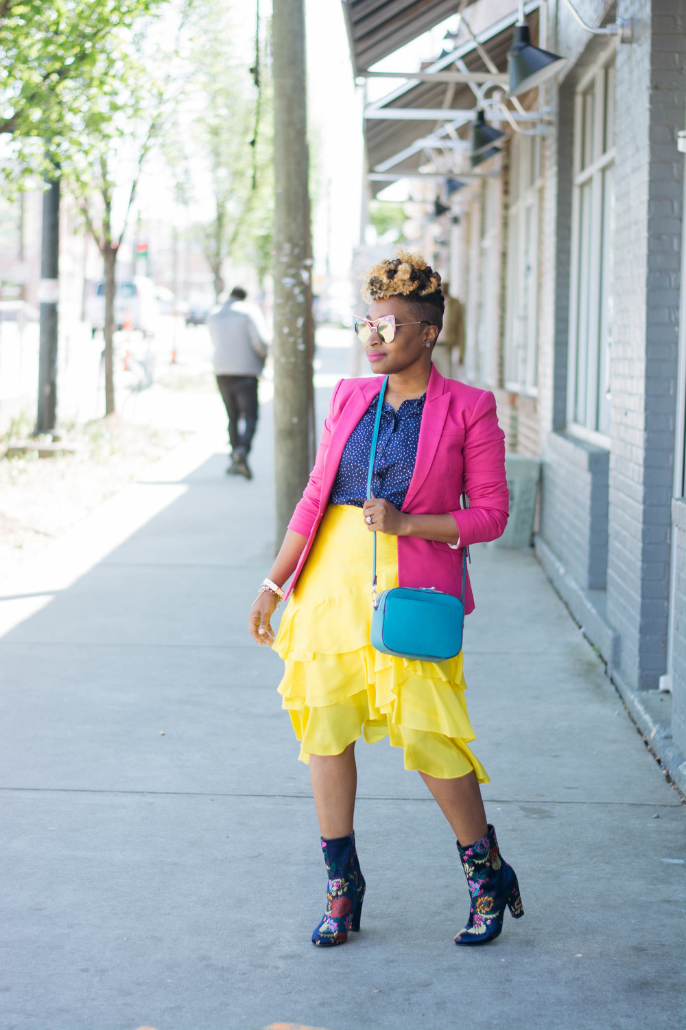 boots in the summertime, atlanta personal stylist, top atlanta blogger
