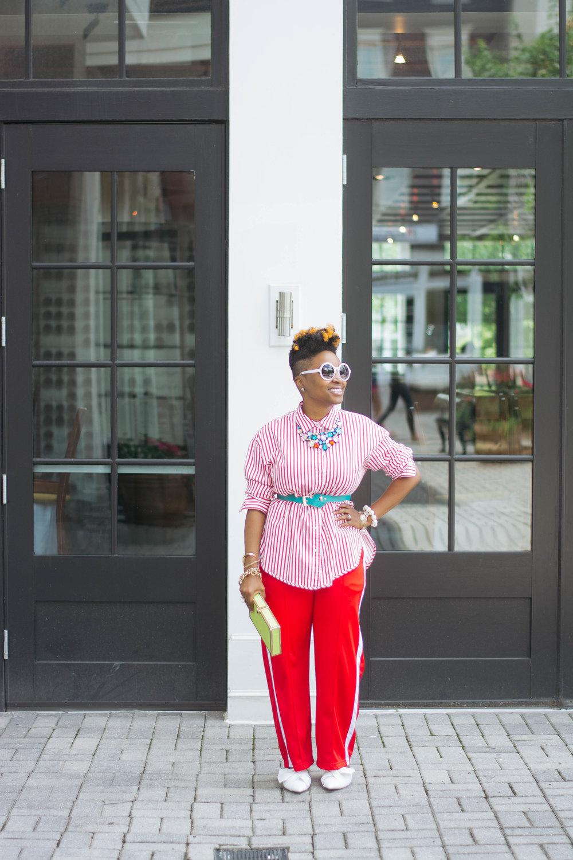 Atlanta Personal stylist, Top Atlanta blogger, Atlanta street fashion
