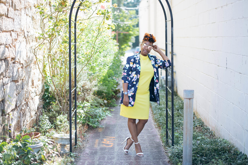Melodie Stewart, Atlanta Personal Stylist, Office Outfit Inspiration