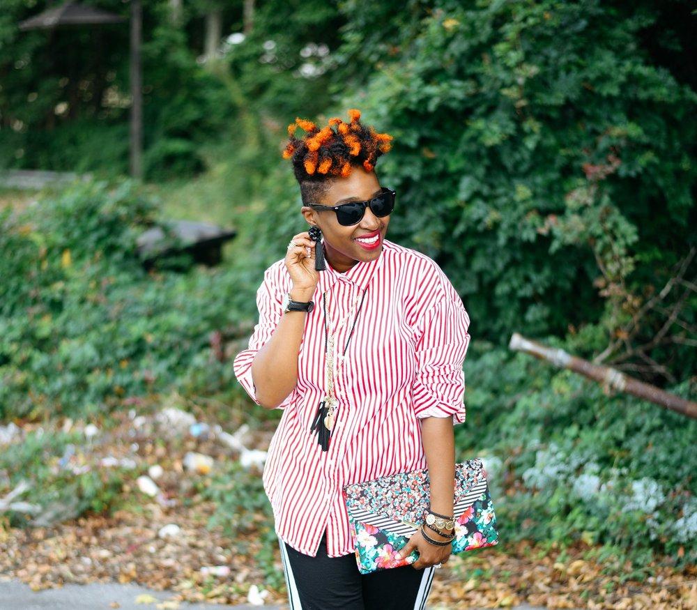 Melodie Stewart Personal Stylist, Athleisure Trend 2018, Top Atlanta blogger