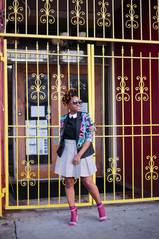 Atlanta personal stylist, Melodie Stewart, Top Atlanta blogger