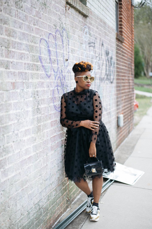 Top Atlanta Blogger, Atlanta Personal Stylist, Little Black Dress