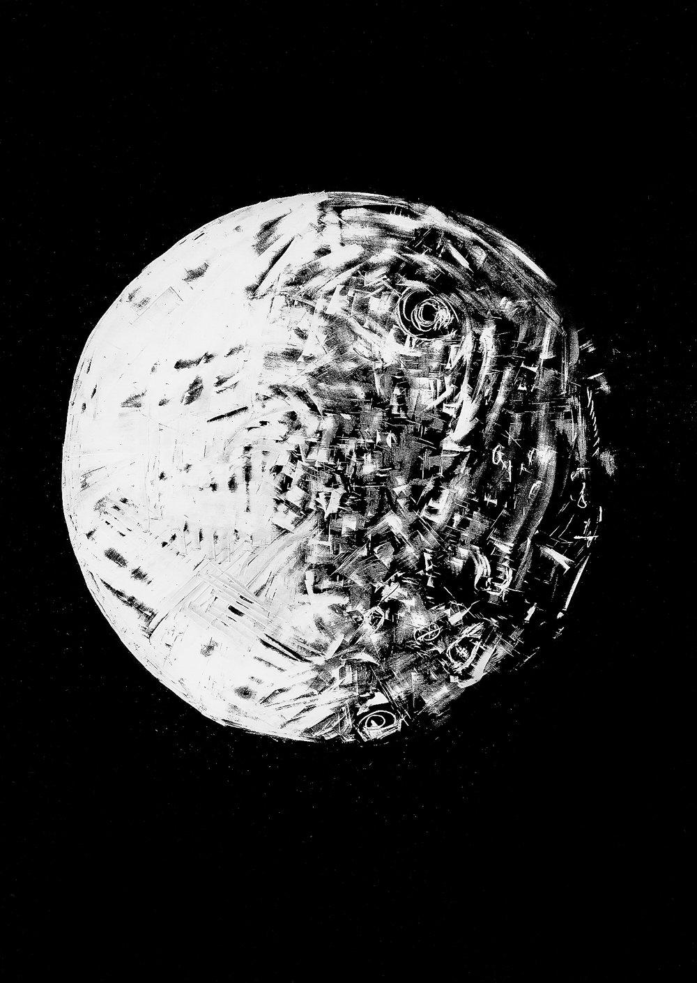 Tethys, Saturn III
