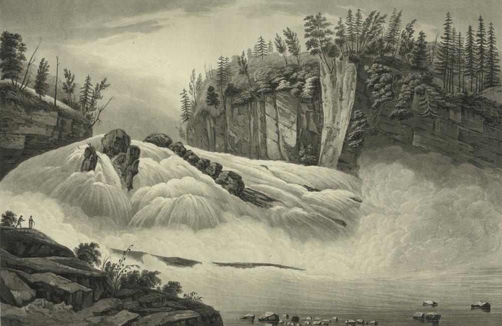 Hadley's Falls