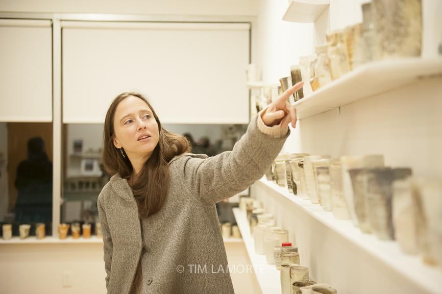 Elizabeth Phelps Meyer at Art Centro