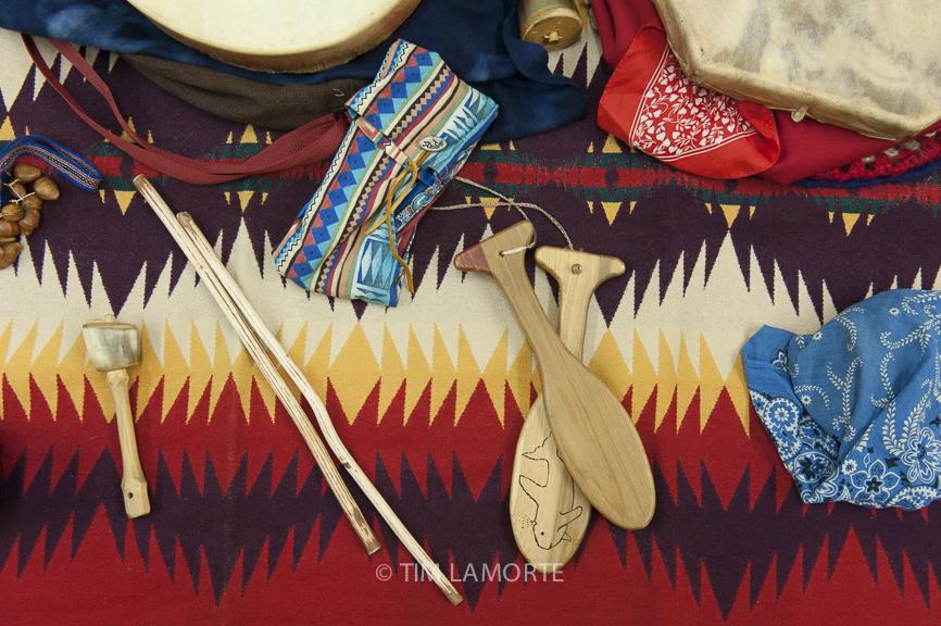 Joan Henry's instruments
