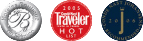 Hotels Boutique - Conde Nast Traveler Hot List - Conde Nast Johansens Recommended 2006