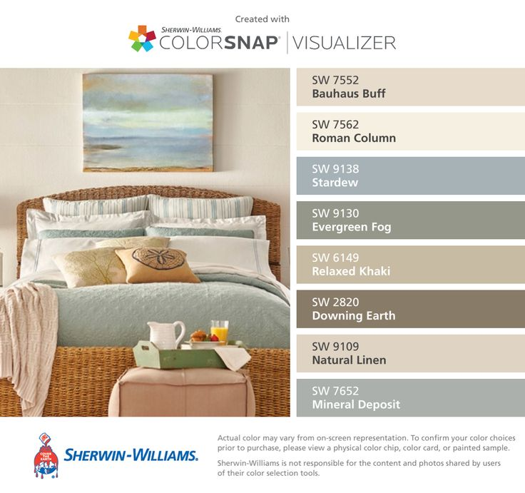 Click To go to sherwin-williams colorsnap visualizer