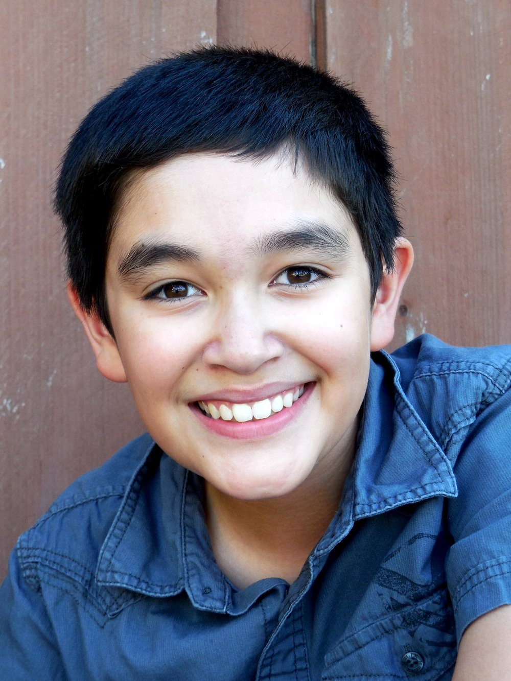J.D. Cerruti is a 12 year old 7th grader from Livermore who is thrilled to be playing the lead role of Eubie as part of Stone House Theater Company's production of The Happy Elf! J.D. has been performing in various theater companies in the East Bay since 2013, and enjoys developing characters and telling stories on stage. He has studied music and voice since the age of 6 and has performed the National Anthem at multiple venues across the Bay Area. In his spare time J.D. also enjoys baseball, video games, Legos, Disneyland, and being awesome! He can't wait for people to come out to San Ramon and see this great cast and production team put on a fantastic show!!