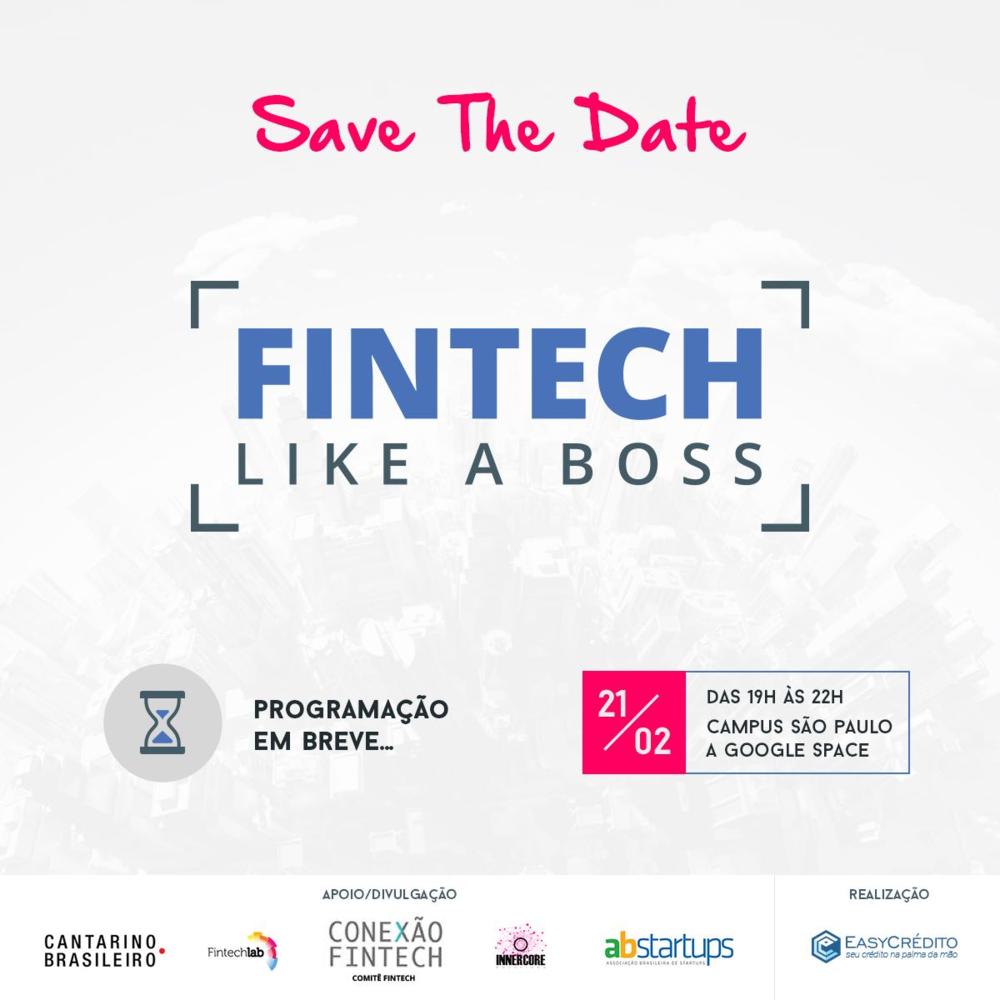Fintech Like a Boss