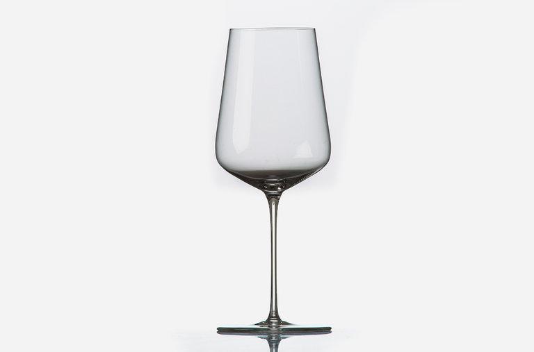 A Zalto Universal wine glass.   Tony Cenicola/The New York Times