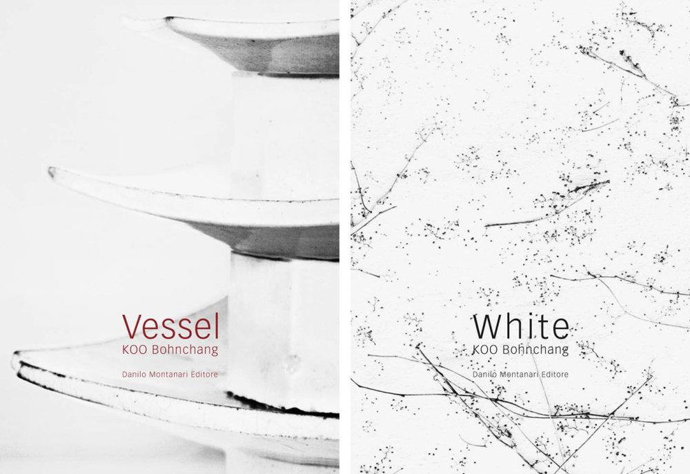 Vessel / White  Danilo Montanari Editore(Italy)  Size : 11.8 x 16.5cm 31 Pages(Vessel) Soft Cover ©2014   Order