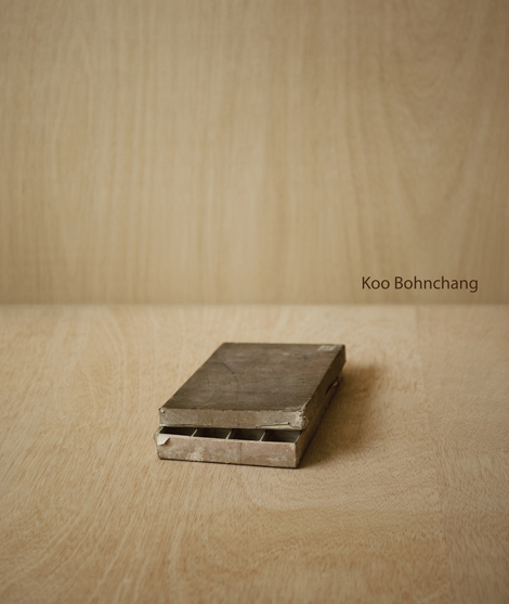 Koo Bohnchang  Kukju gallery  Size : 24.5 x 290cm 144 Pages Soft Cover ©2011   Order