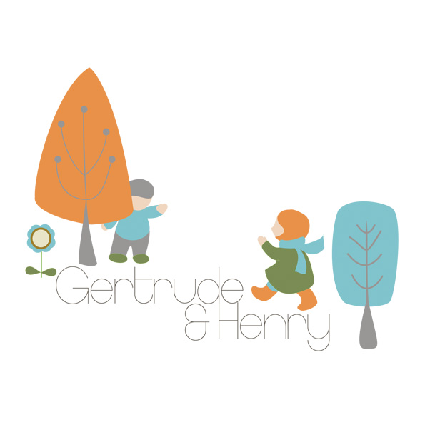 Gertrude and Henry