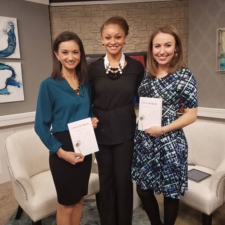 Click    here    to watch Casandra's live interview on WCIA the Morning Show.