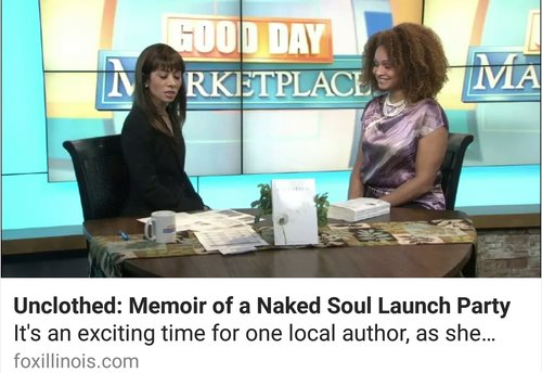See Casandra's live interview on Fox Illinois news    here.