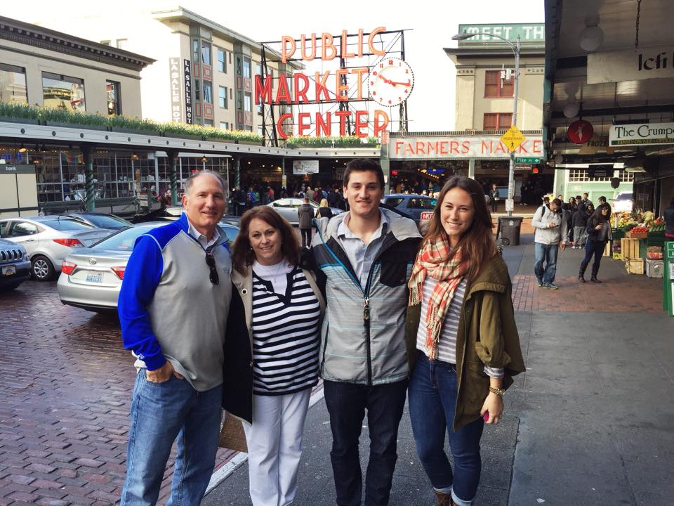 Washington - Seattle, Spokane