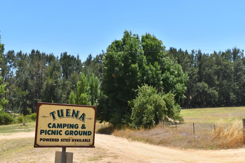 Tuena Camping