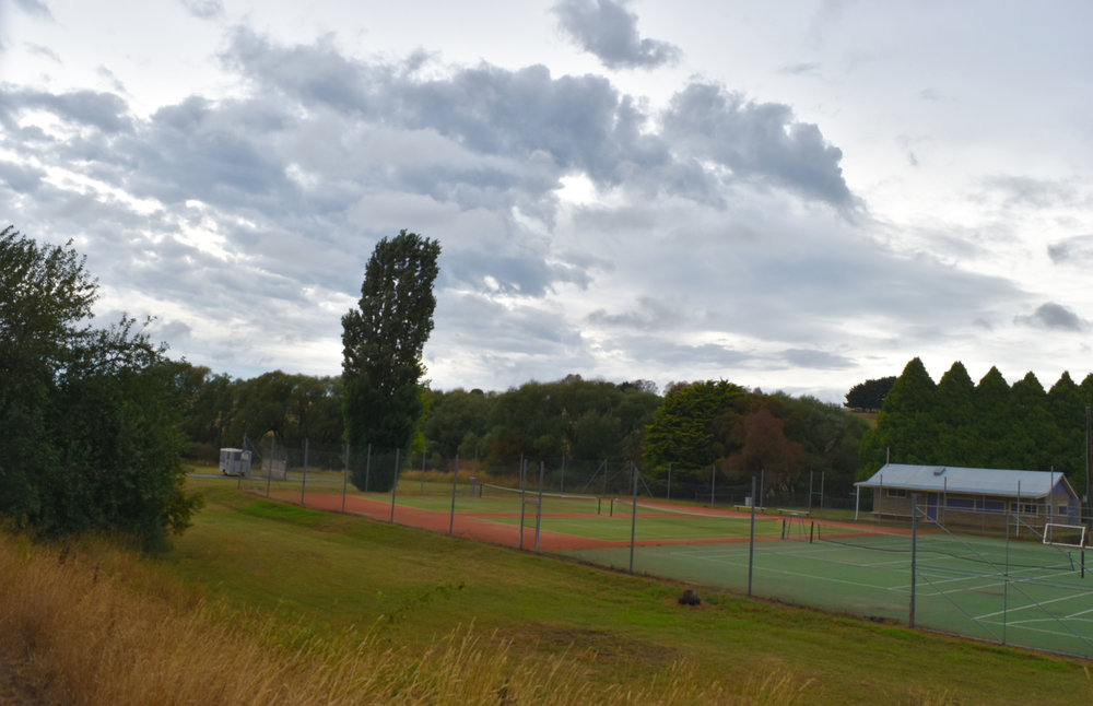 Taralga Tennis Court