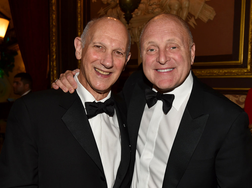 Gala Dinner Co-Chair David Mirvish, Ambassador Bruce Heyman