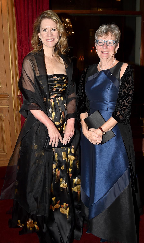 CCAR Co-Chair Ellen Kratzer, Consul General of Canada in New York Phyllis Yaffe