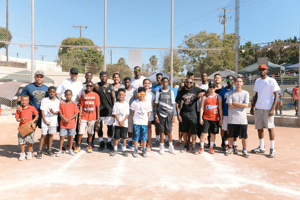 Community Softball Event - 2016