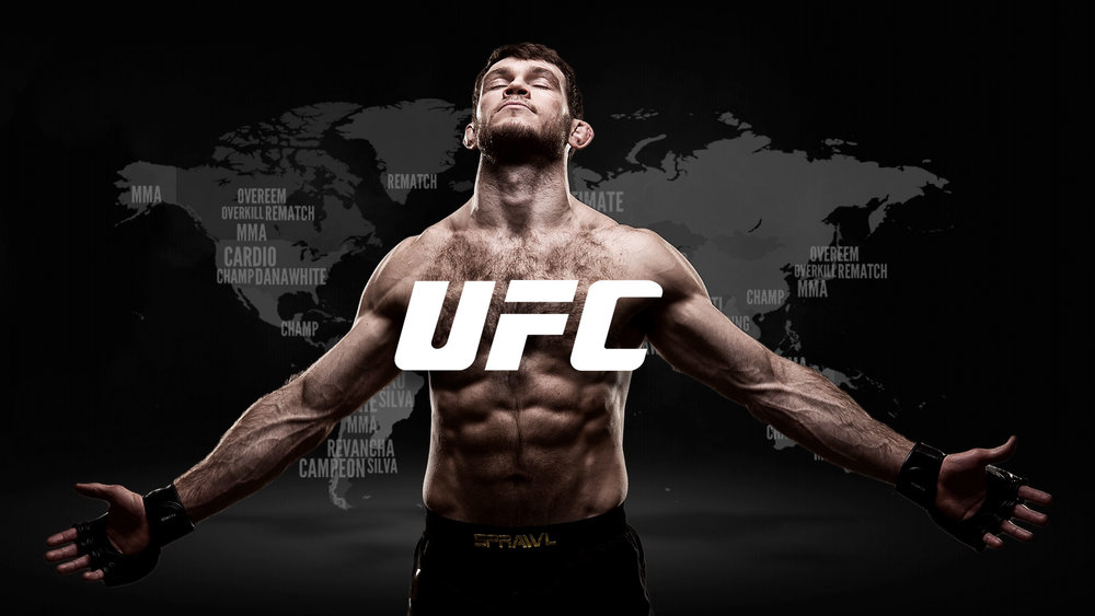 Ultimate Fighting Championship. - Website, Digital platform, Social.