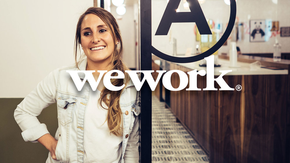 Wework Community - Create a more community focused Instagram funnel out of lifestyle content.
