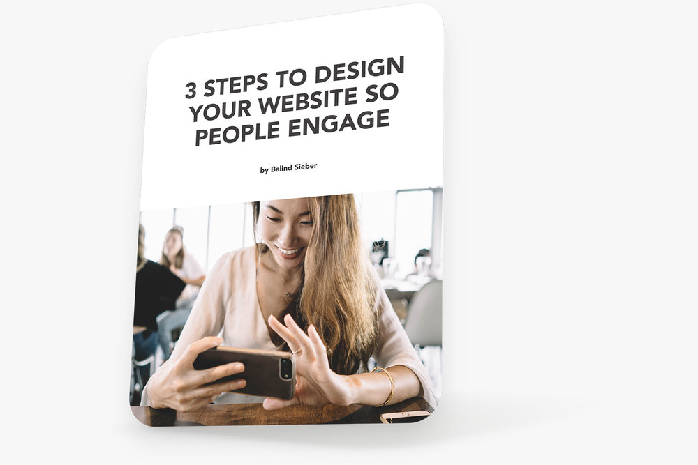 Free, 36 page pdf. - Your website is at the center of your sales funnel. Download this workbook to increase engagement immediately. No signup needed.