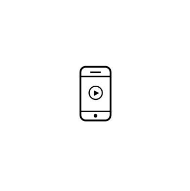 Teaser videos. - Three 7second videos teasing the full-length brand video.