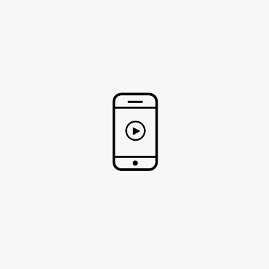 Social video. - One, 4-second looping video using the boomerang,cinemagraph, or stop-motion technique made popular on Instagram.