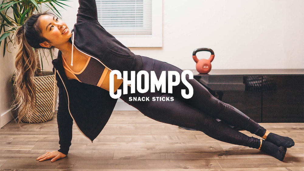 Chomps Snack Sticks - Boost their social media presence with a mixture of product and lifestyle images.