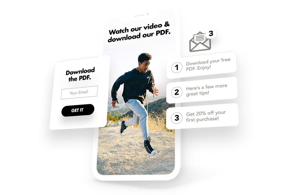 Bootstrap - • Three lifestyle videos (15sec x3)• Three product photos$3,850/mo
