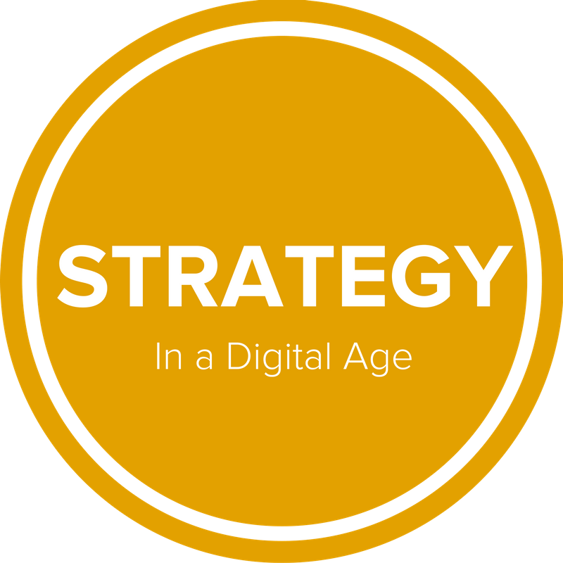 Strategy in a Digital Age Webinar with Stephen Lynch