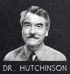 Dr. Ian Hutchinson
