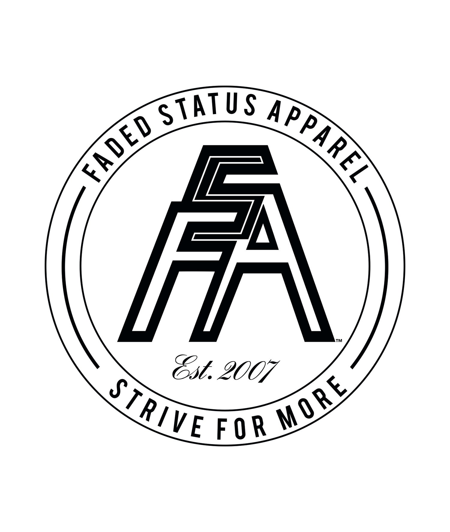 Faded Status Apparel