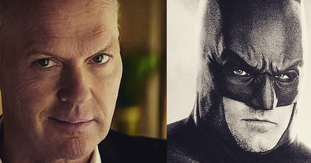 I love how they're now modeling the cowl after Michael Keaton's actual face.  #justiceleaguemovie  #batman