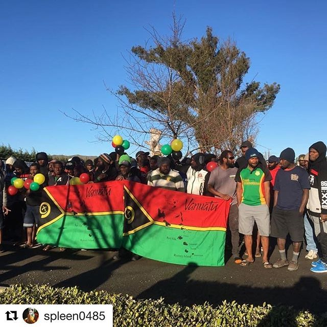#Repost @spleen0485 with @get_repost ・・・ Independence day Vanuatu!!!