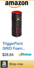 """Foam Roller Extra Firm - 13"""""""