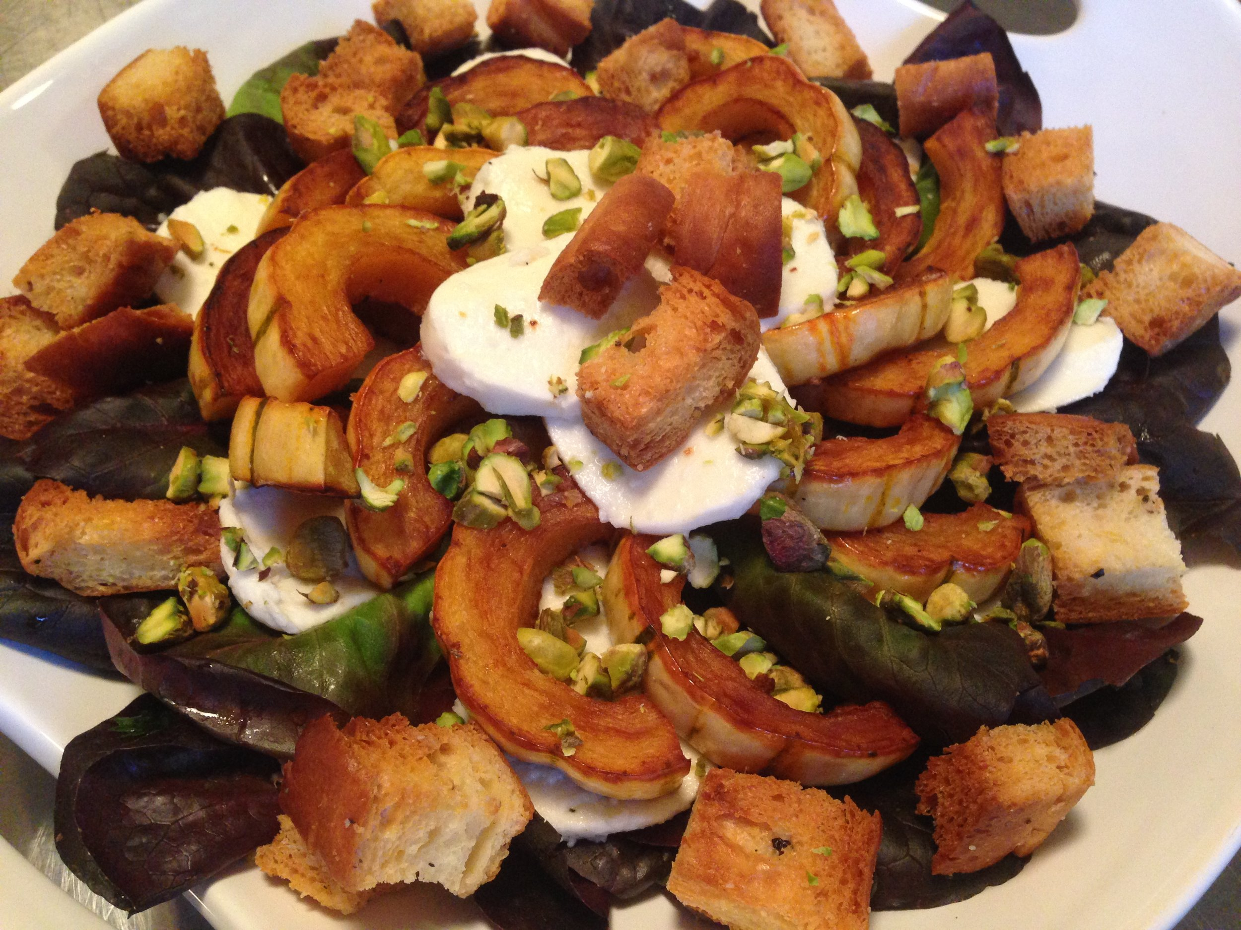 Roasted Squash Salad