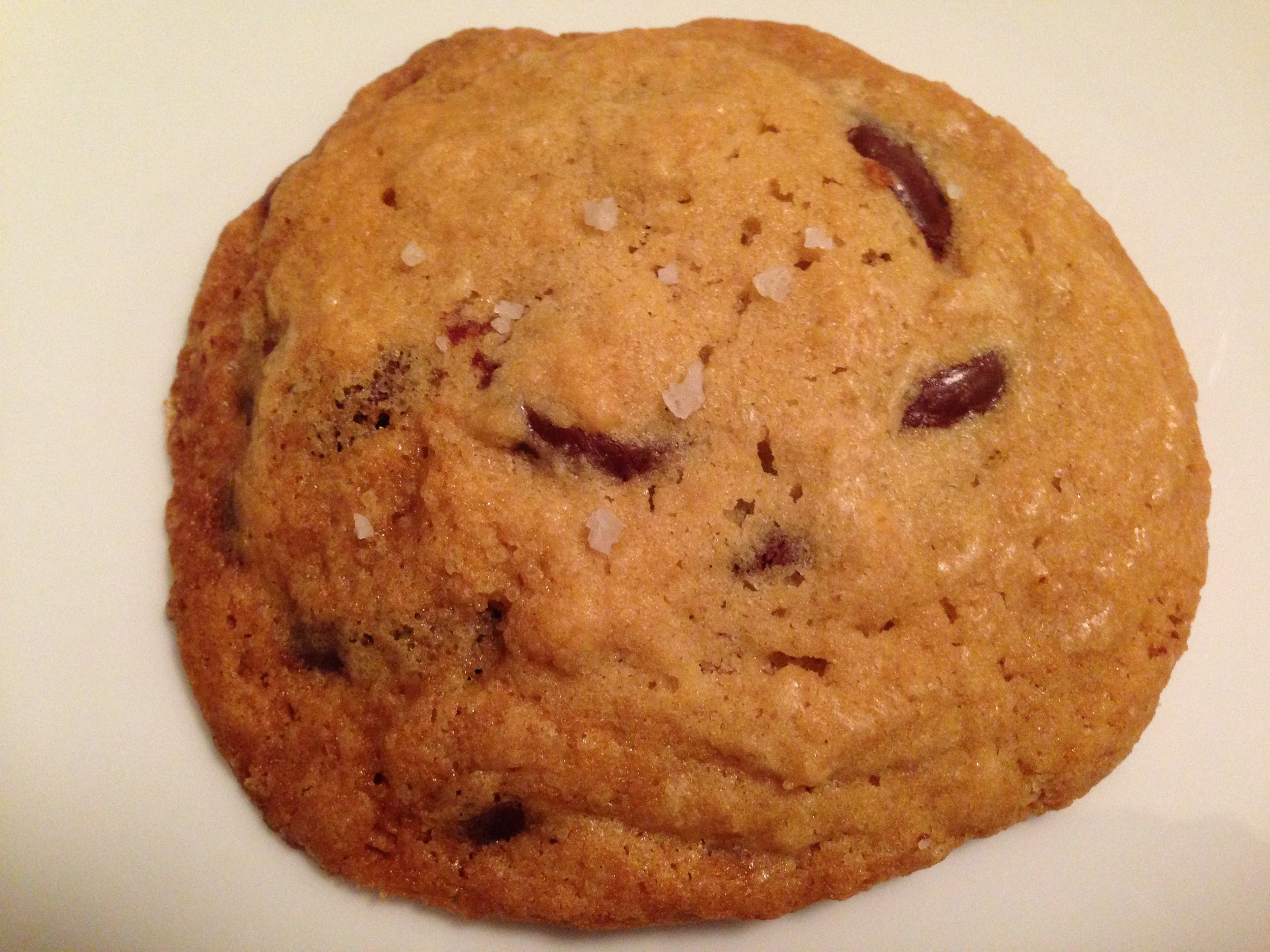 I am in love with this Chocolate Chip Cookie.