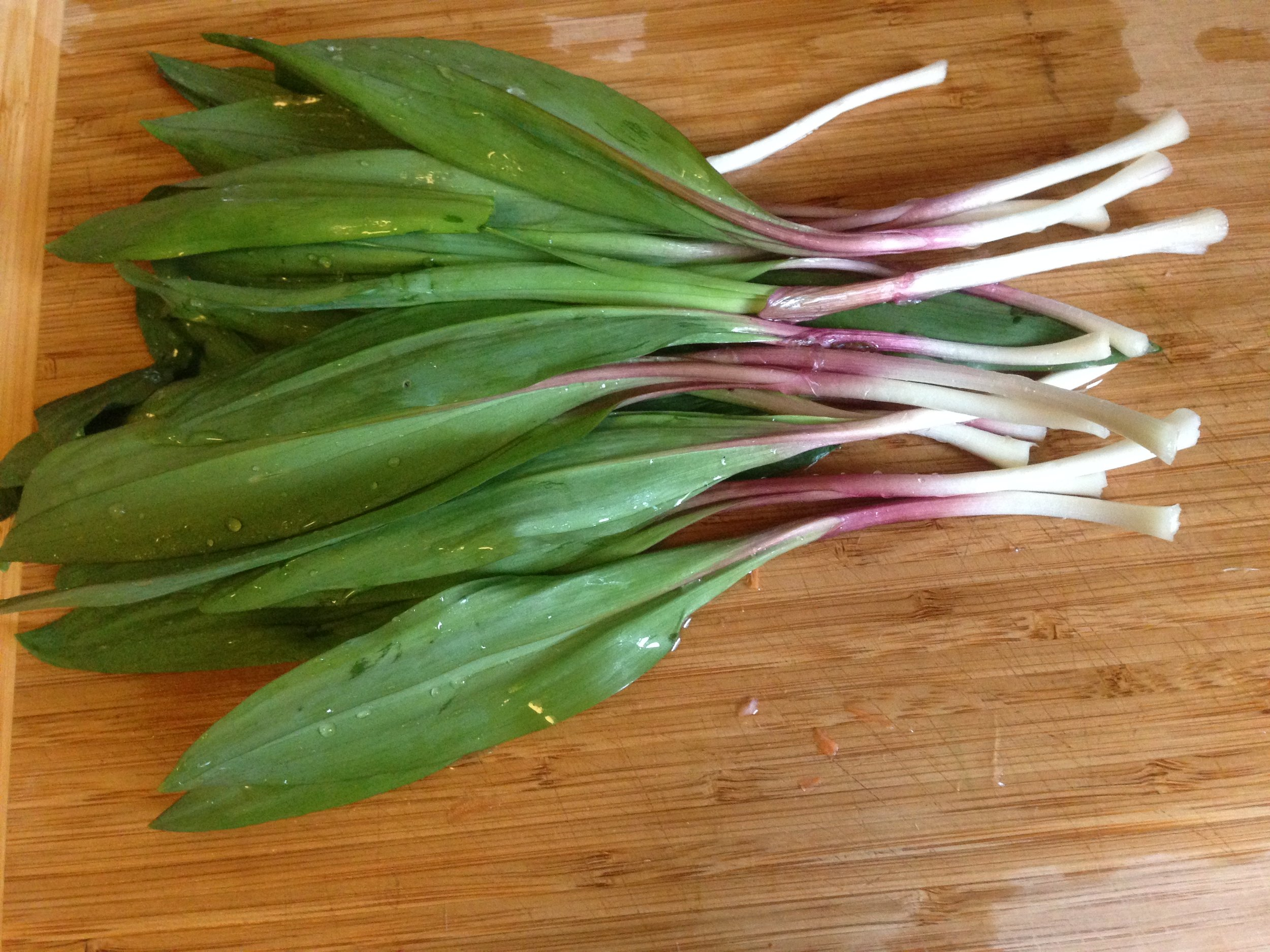 Ramps, cleaned and trimmed