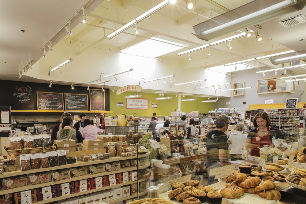 Market Hall Foods Berkeley