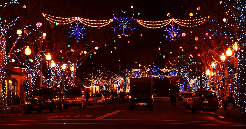 Holidays On Fourth Street Fourth Street