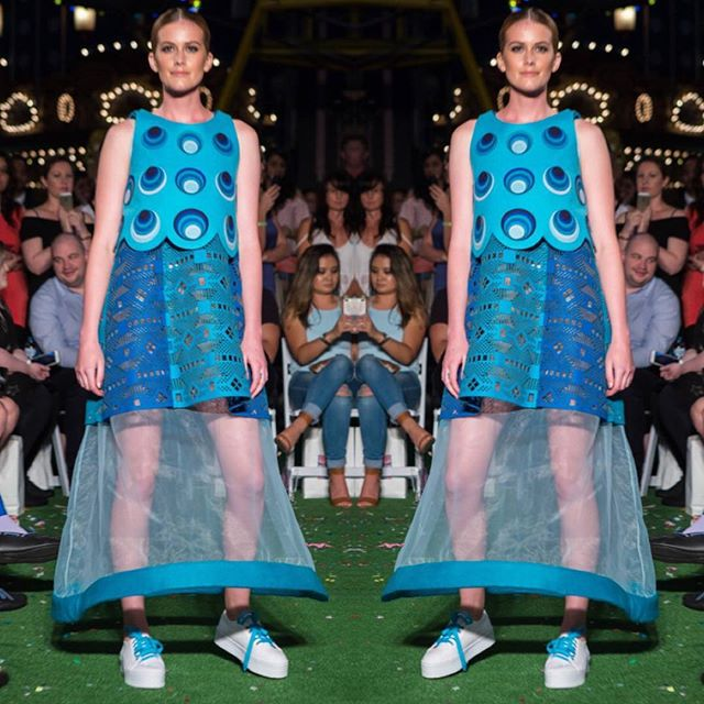 The fashion advocate runway 2017 | VAMFF | Stacks On . . . @peterberzanskisphotography  @winkmodels  @thefashionadvocate  @vamff @lunaparkmelb . . . . . #vamff #thefashionadvocate #melbourne #sydney #lunapark #fashionshow #australianfashion #stackson #designer #emergingdesigner #styling #colour #bright #style #stylist #felt #lasercutting #collection #womenswear #fashion #photography #fashionphotography