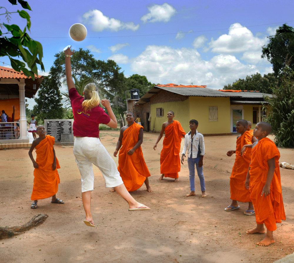Sri Lanka Volunteering